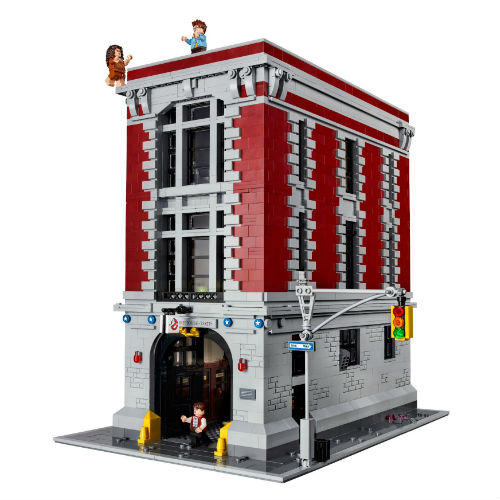 75827 Firehouse Headquarters
