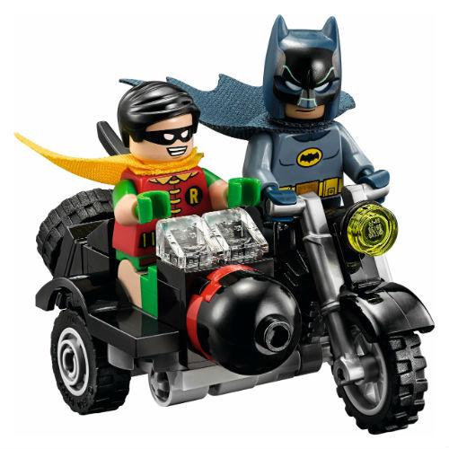 76052 Batman Classic TV Series - Batcave