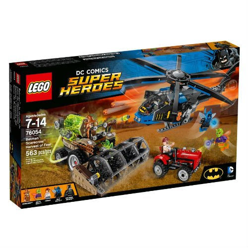 76054 Batman: Scarecrow Harvest of Fear