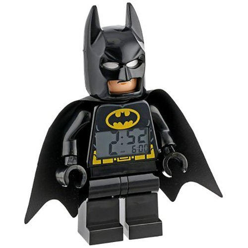 9005718 Sat LEGO® Batman Minifigure Alarm Clock