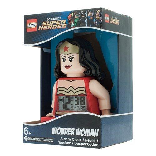 9009877 LEGO® DC Comics Super Heroes Wonder Woman sat sa alarmom