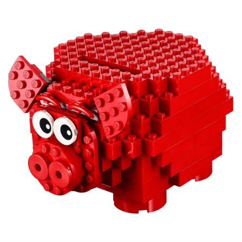 40155 Piggy Coin Bank