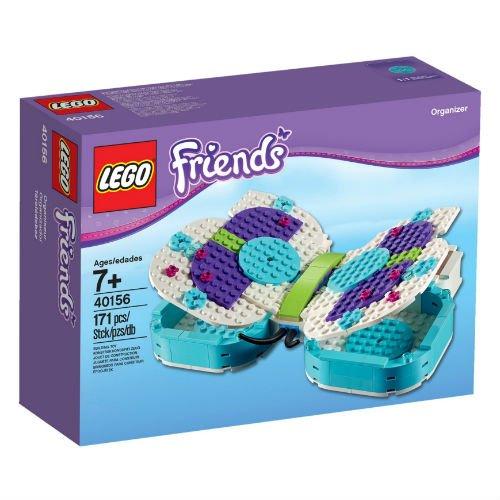 40156 LEGO Friends Butterfly Organizer