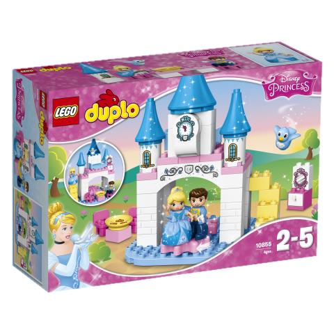 10855 DUPLO Princess TM Pepeljugin čarobni dvorac