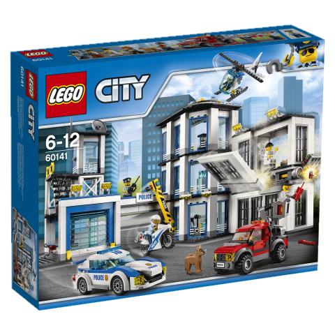 60141 City Police Policijska stanica