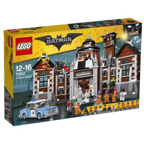 70912 Batman Movie Umobolnica Arkham Asylum