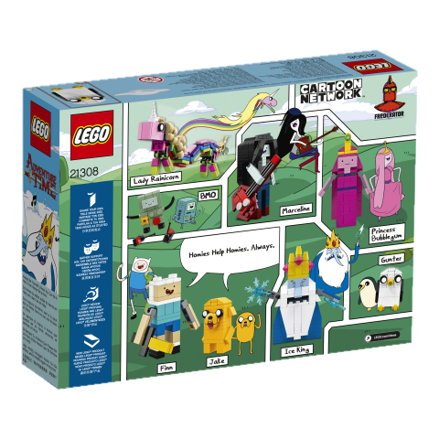 21308 LEGO Ideas Adventure Time™