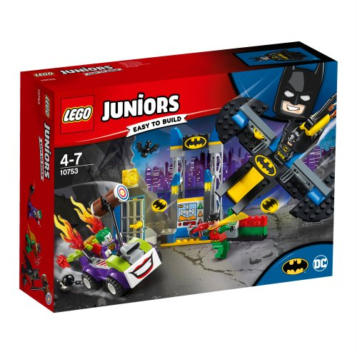 10753 Joker napada Batmanovu pećinu