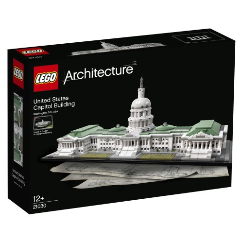 21030 Zgrada United States Capitol