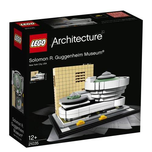 21035 Solomon R. Guggenheim muzej
