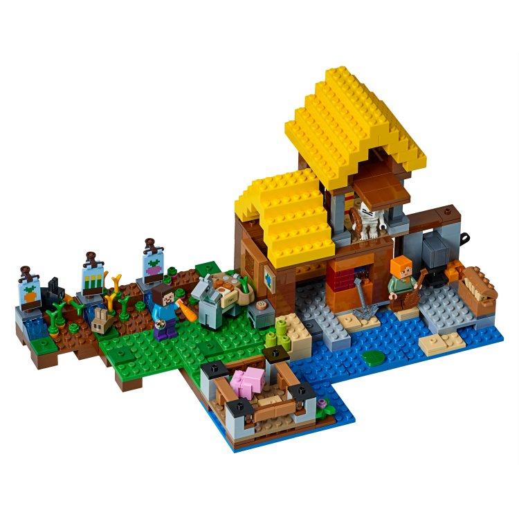 21144 Koliba na farmi