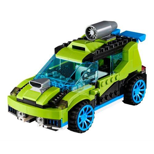 31074 Raketni auto za reli