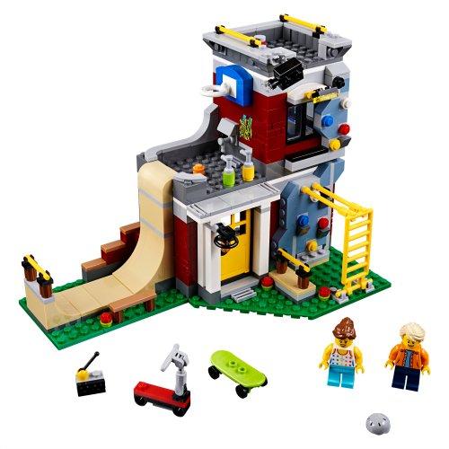 31081 Modularna skejterska kuća
