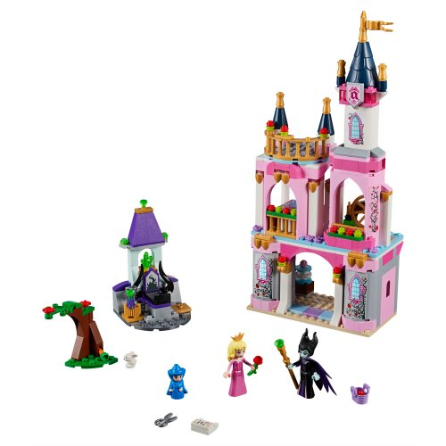 41152 Trnoružičin bajkoviti dvorac