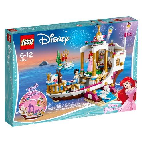 41153 Arijelin kraljevski čamac