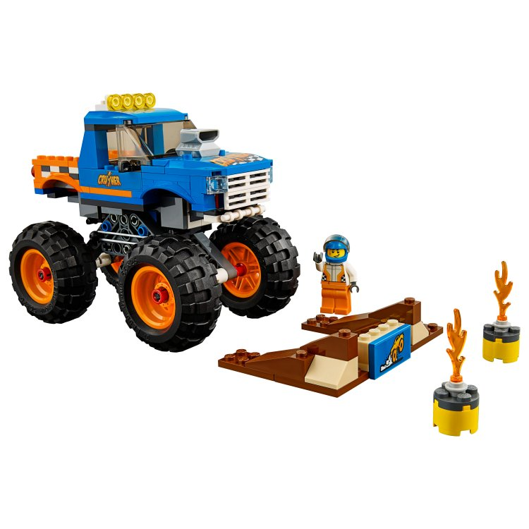 60180 Čudovišni kamion