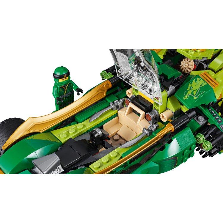 70641 Ninja Nightcrawler