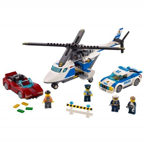 60138 Policijska potjera