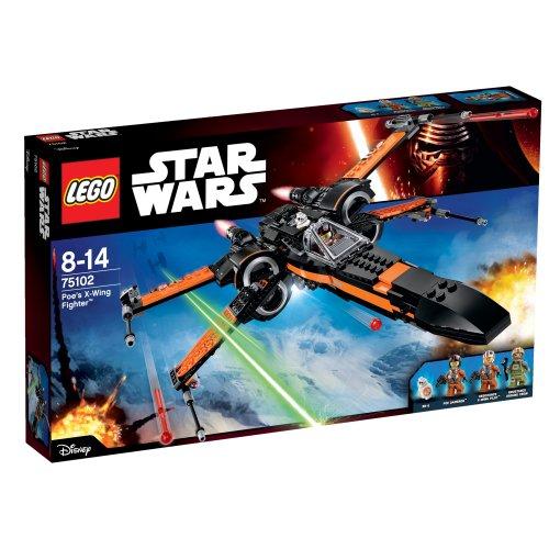 75102 Poe's X-Wing