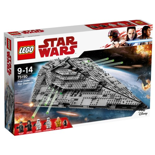 75190 First Order Star Destroyer