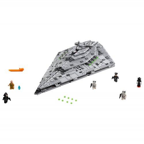 75190 First Order Star Destroyer