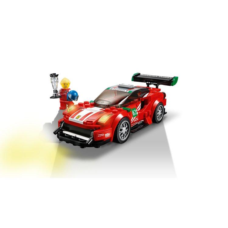 "75886 Ferrari 488 GT3 ""Scuderia Corsa"""