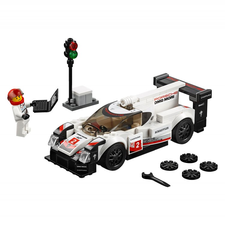 75887 Porsche 919 Hybrid