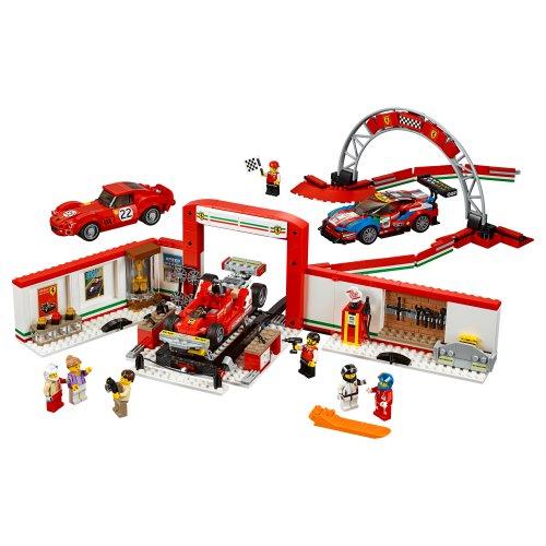75889 Prvoklasna garaža za Ferrari