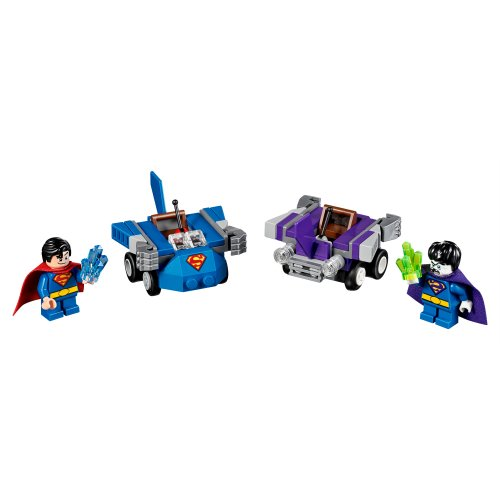 76068 Mighty Micros: Superman protiv Bizarra