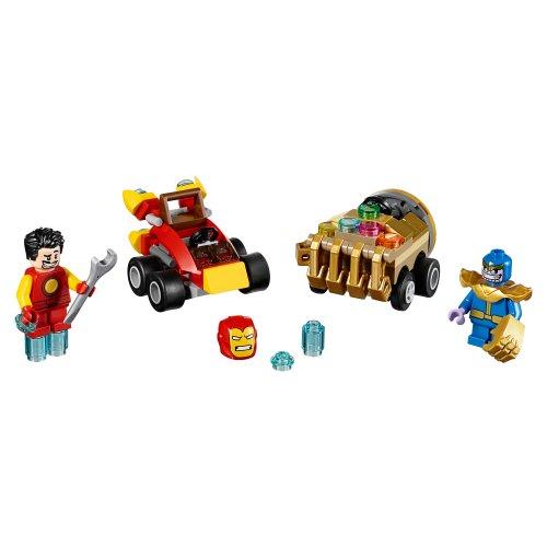 76072 Mighty Micros: Iron Man protiv Thanosa