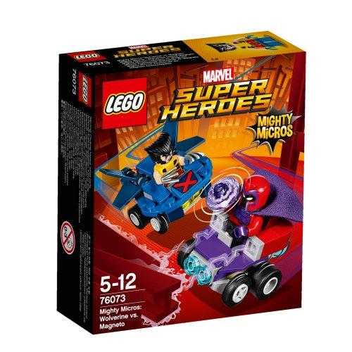 76073 Mighty Micros: Wolverine protiv Magneta
