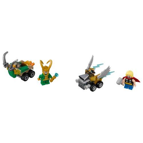 76091 Mighty Micros: Thor protiv Lokija