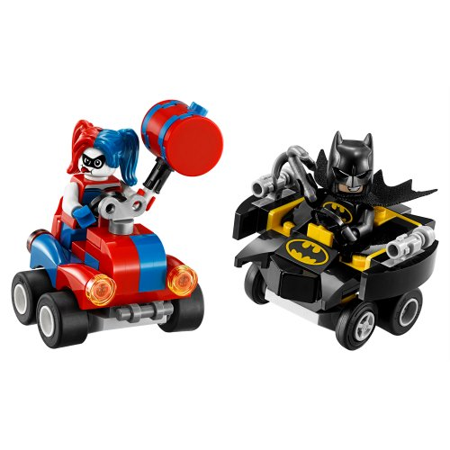 76092 Mighty Micros: Batman protiv Harley Quinn