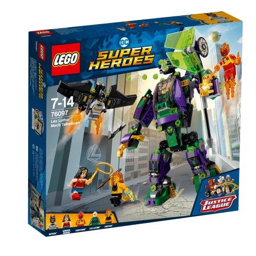 76097 Robotsko preuzimanje Lexa Luthora