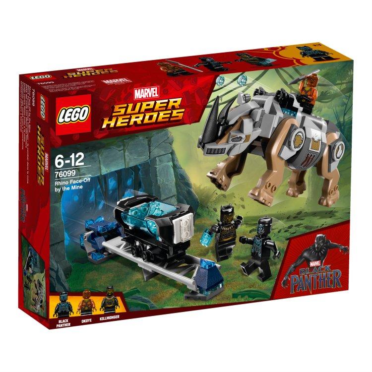 76099 Sukob nosoroga uz rudnik