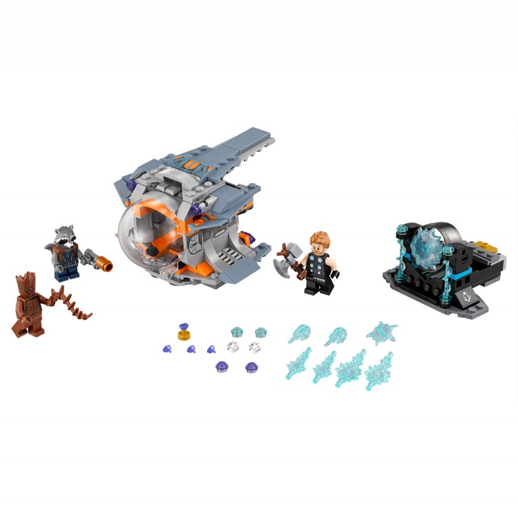 76102 Thorova potraga za oružjem