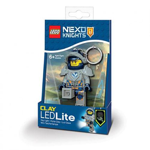 LEGO Nexo Knight Privjesak za ključeve Clay
