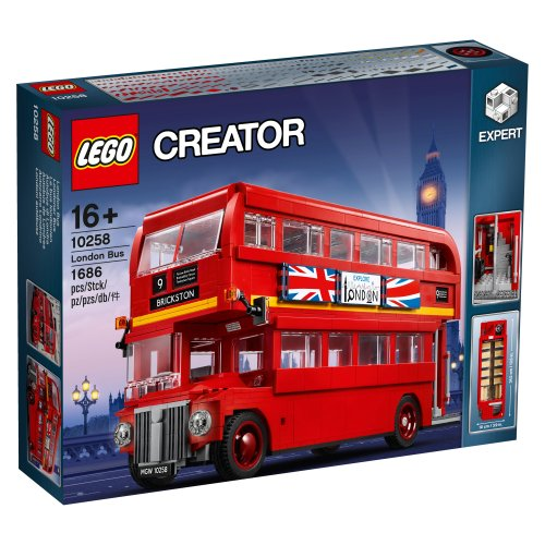 10258 Londonski autobus