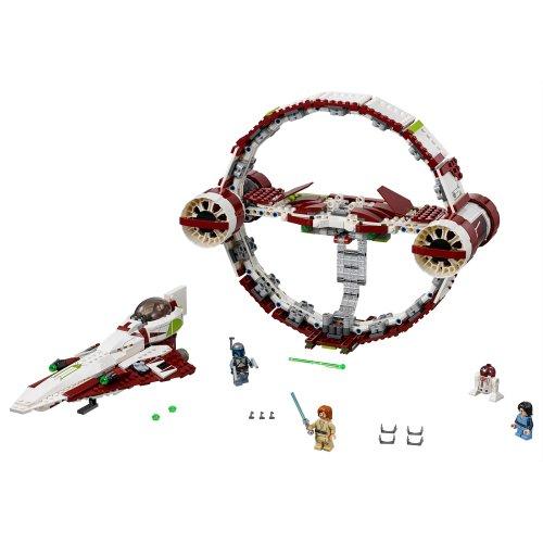 75191 Jedi Starfighter s hiperpogonom
