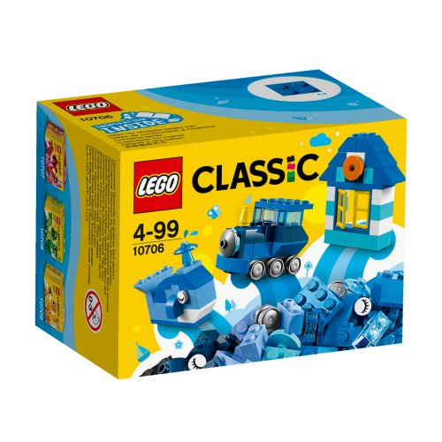 10706 LEGO Classic Plava kutija kreativnosti