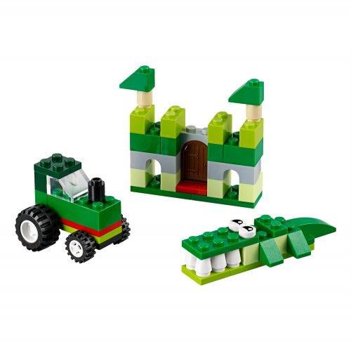 10708 LEGO Classic Zelena kutija kreativnosti