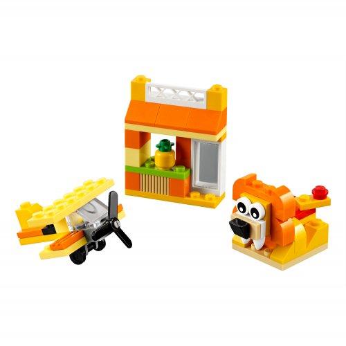 10709 LEGO Classic Narančasta kutija kreativnosti