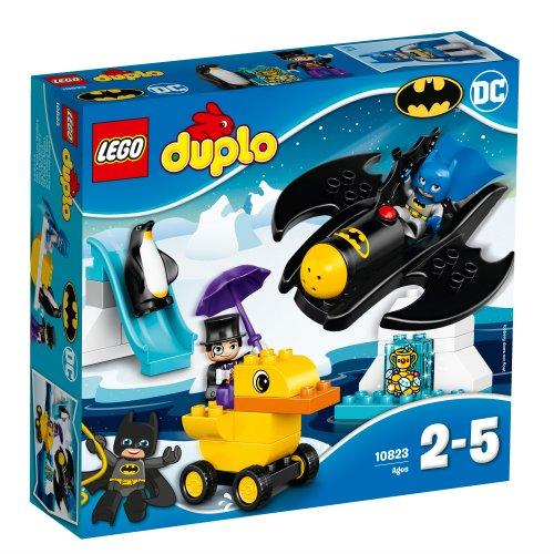 10823 DUPLO Super Heroes Pustolovina u Batwingu