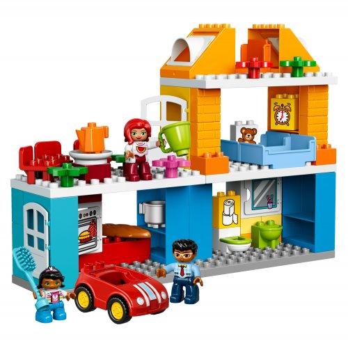10835 DUPLO Town Porodična kuća