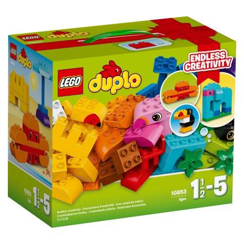 10853 DUPLO My First Kutija za kreativne graditelje