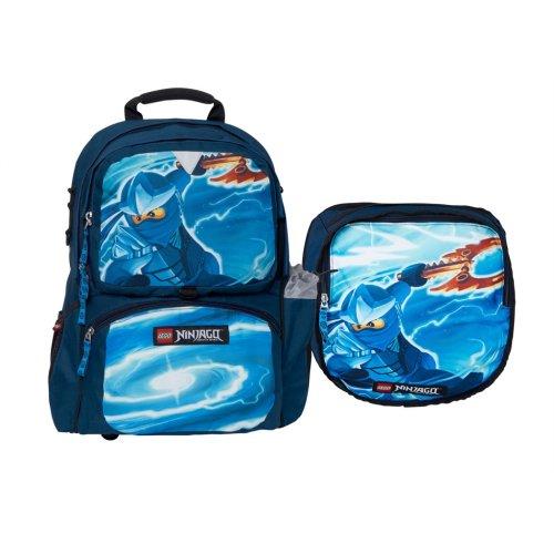 NINJAGO JAY Freshmen školska torba sa torbom za tjelesni