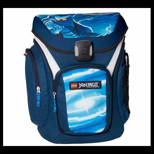 NINJAGO JAY Explorer školska torba sa torbom za tjelesni i pernicom