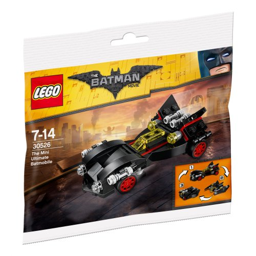 The Mini Ultimate Batmobile