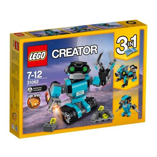 31062 LEGO Creator Robotski istraživači