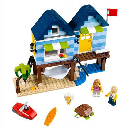 31063 LEGO Creator Odmor na plaži